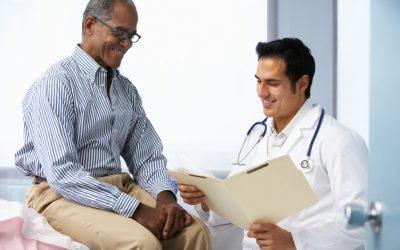 O essencial da consulta médica masculina