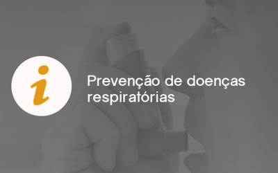 Como prevenir as doenças respiratórias?